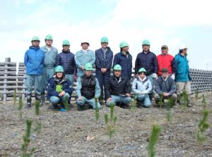 国土環境緑化1