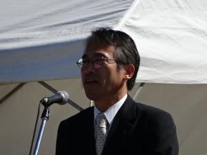 岩沼副市長祝辞